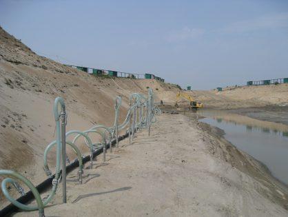 Оценка влияния размеров котлована на величину расхода воды при строительном водопонижении